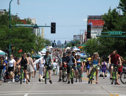 Open Streets Lake Street